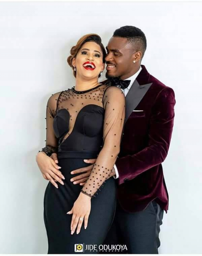 Emmanuel emenike and iheoma nnadi in pre-wedding photos-4