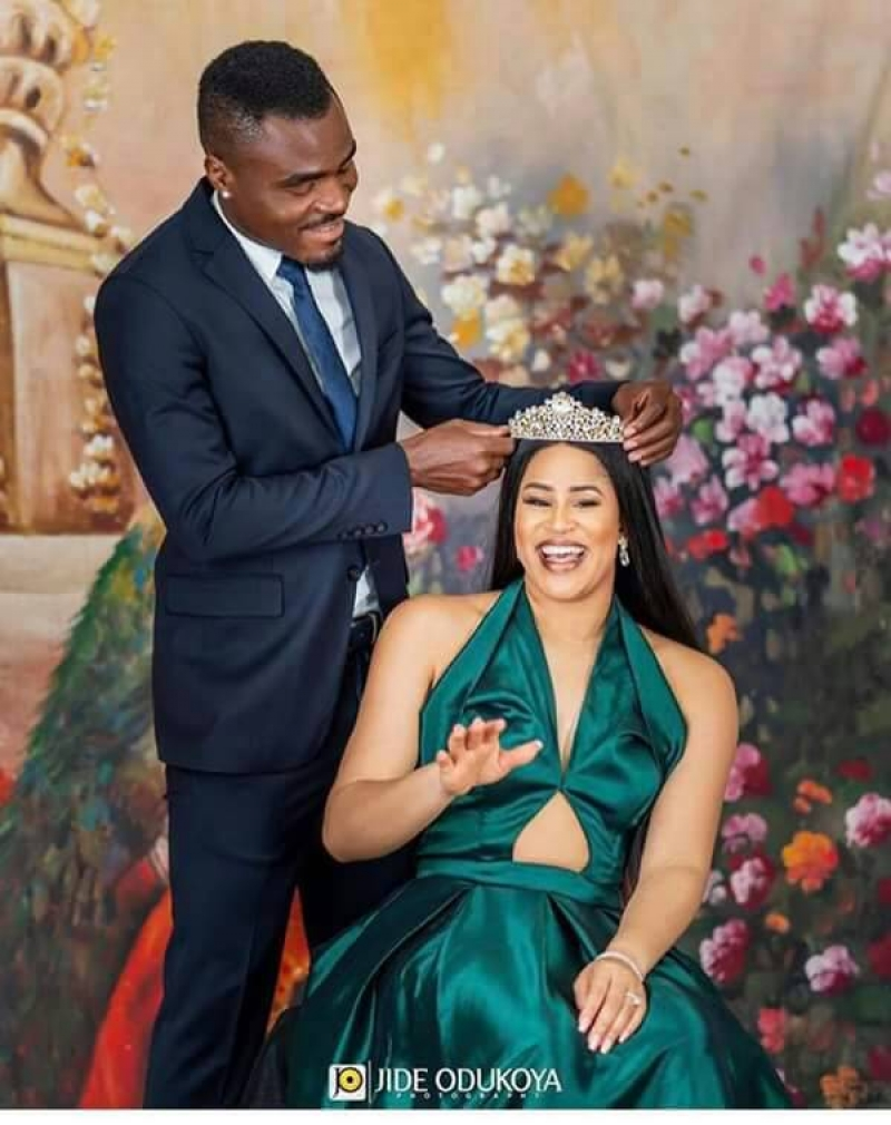 Emmanuel emenike and iheoma nnadi in pre-wedding photos-5