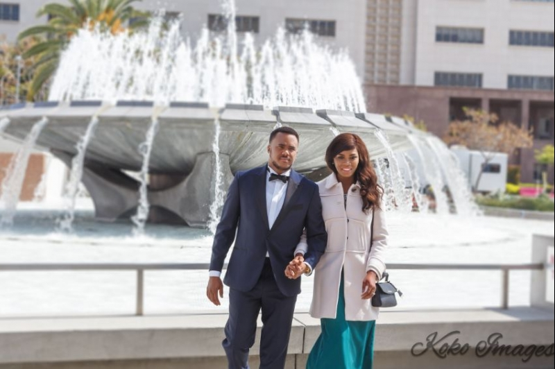 Michael okon and kosi obialor in pre-wedding photos-2