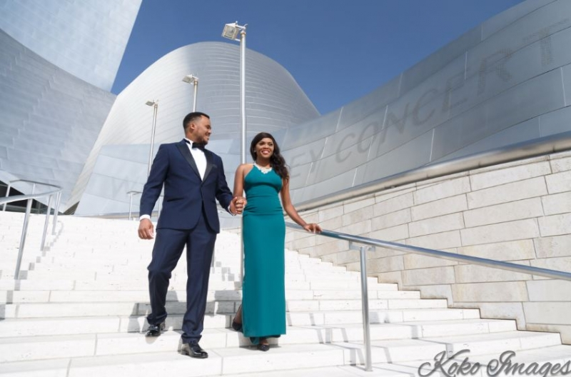 Michael okon and kosi obialor in pre-wedding photos-4