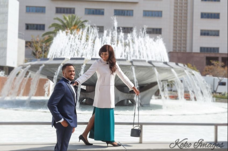 Michael okon and kosi obialor in pre-wedding photos-5
