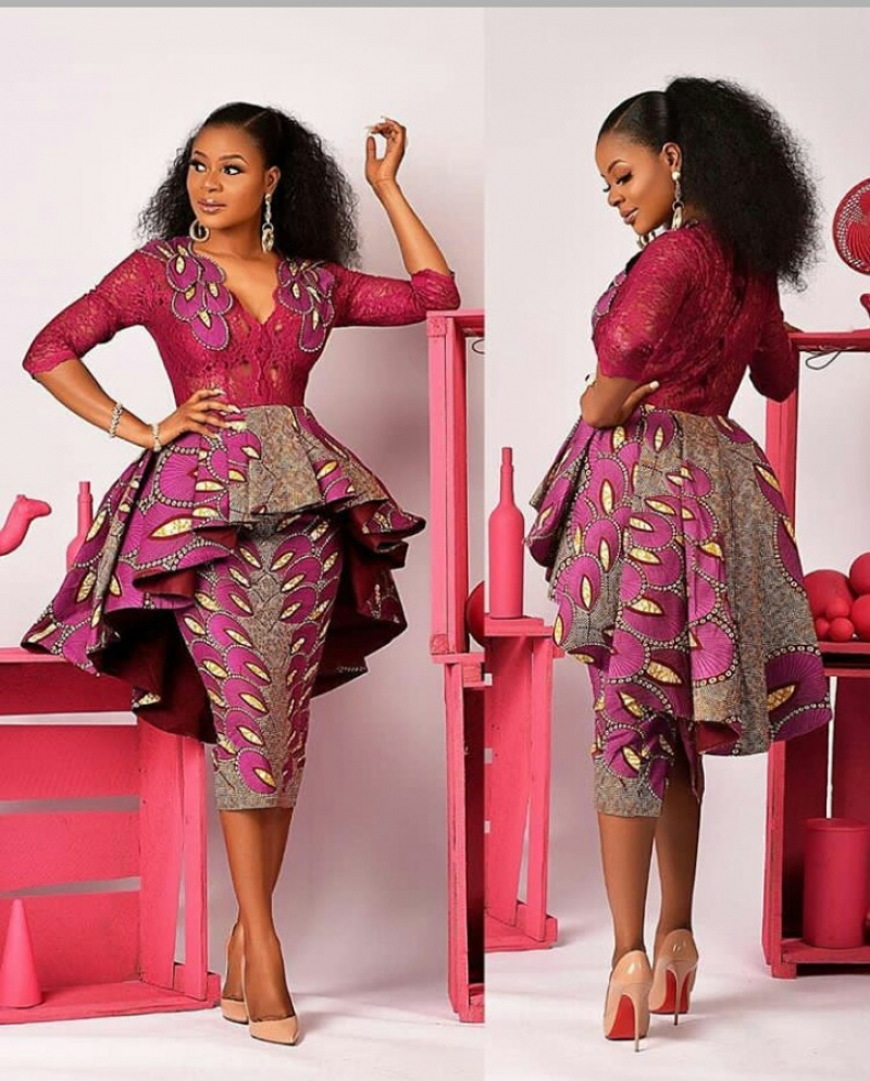 Weddings.ng presents - latest and trending ankara styles - vol.5-1