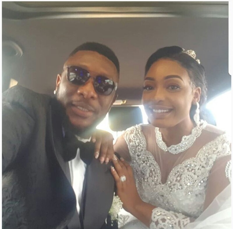 Nollywood actor tchidi chikere weds his long-time girlfriend nuella njubigbo-4