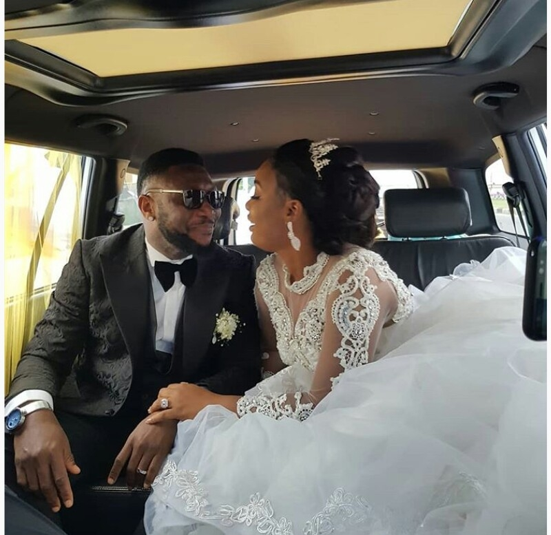 Nollywood actor tchidi chikere weds his long-time girlfriend nuella njubigbo-5