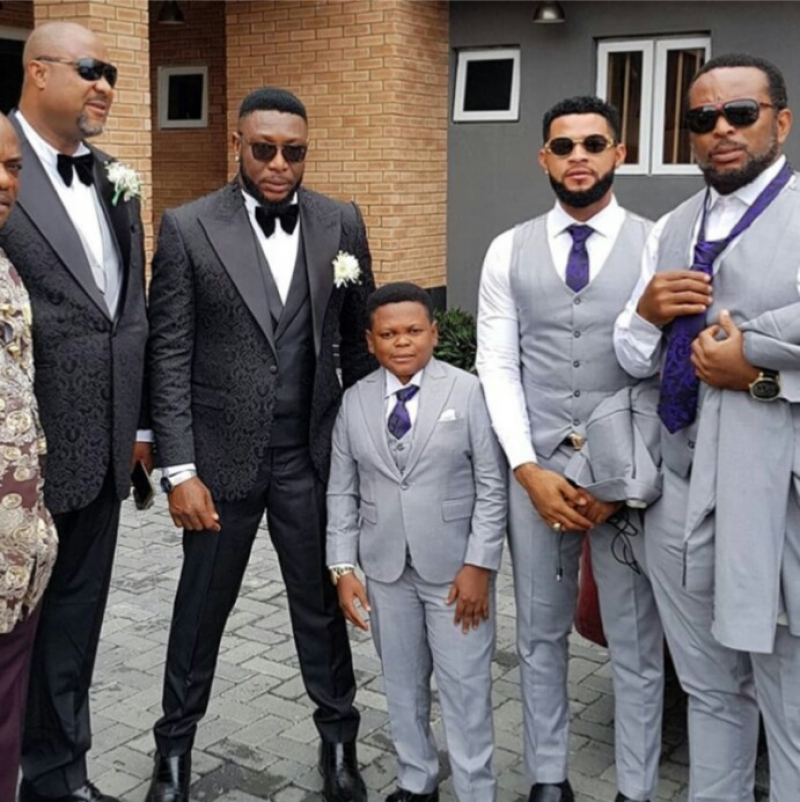 Nollywood actor tchidi chikere weds his long-time girlfriend nuella njubigbo-6