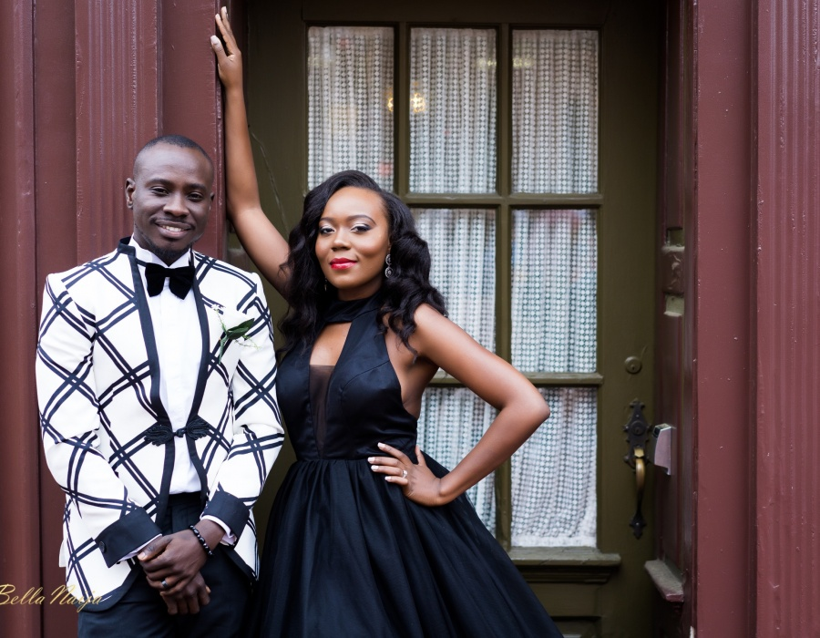 Afolabi And Leslie In Pre-Wedding Photoshoot