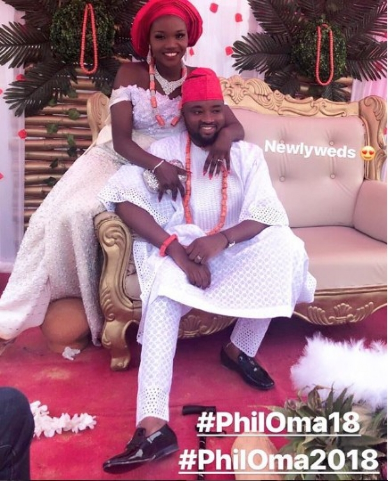Traditional wedding between nollywood actor chuks omalicha and philomena-3