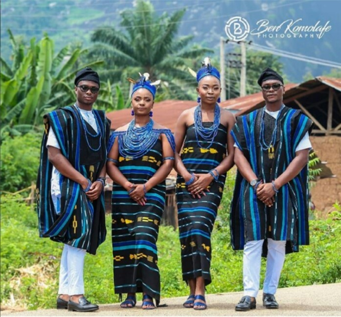 Pre-Wedding Photos Of Twin Brothers With Their Bestie Brides
