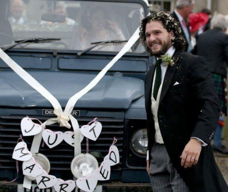 Game of thrones stars kit harington and rose leslie gets married-4