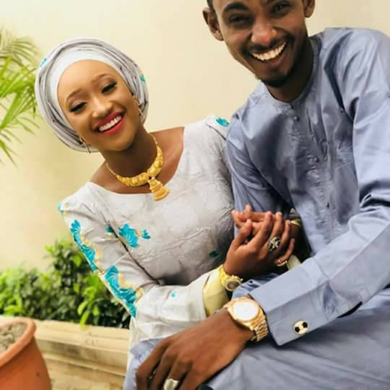 Ramadan booth and his fiancee shares pre-wedding pictures-4
