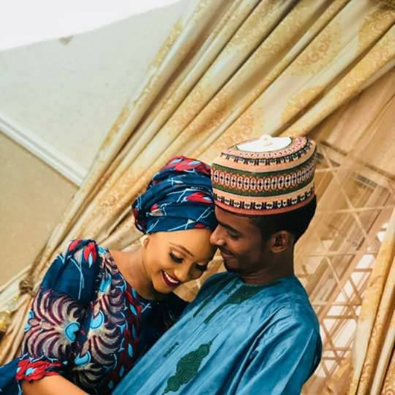 Ramadan booth and his fiancee shares pre-wedding pictures-5