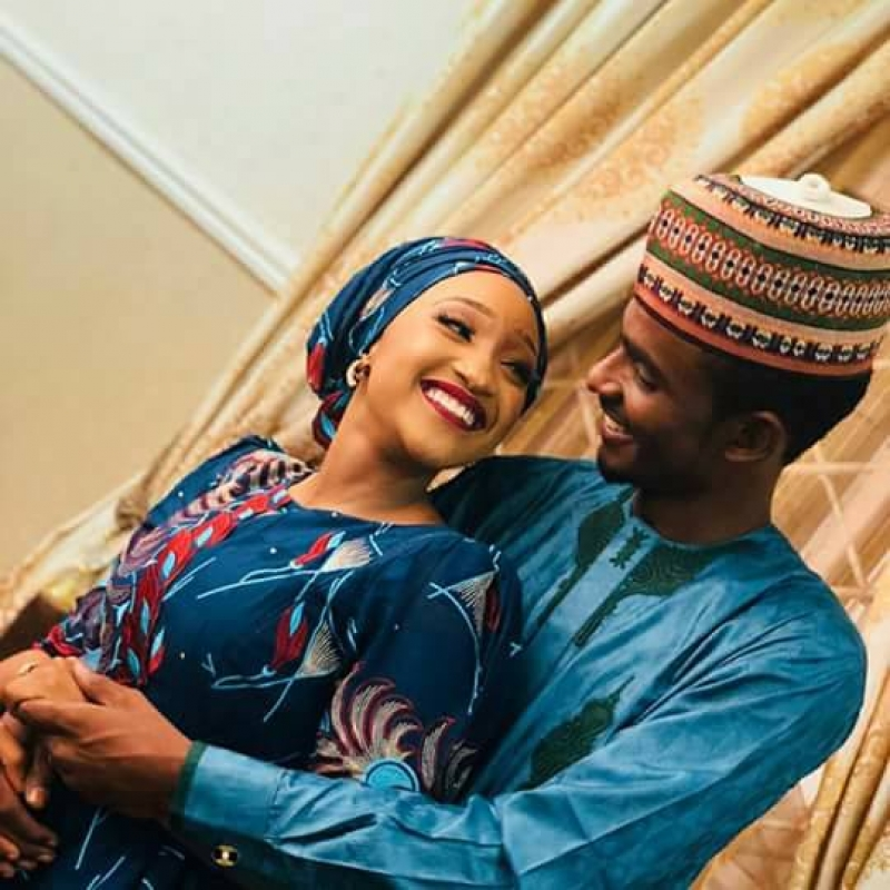 Ramadan booth and his fiancee shares pre-wedding pictures
