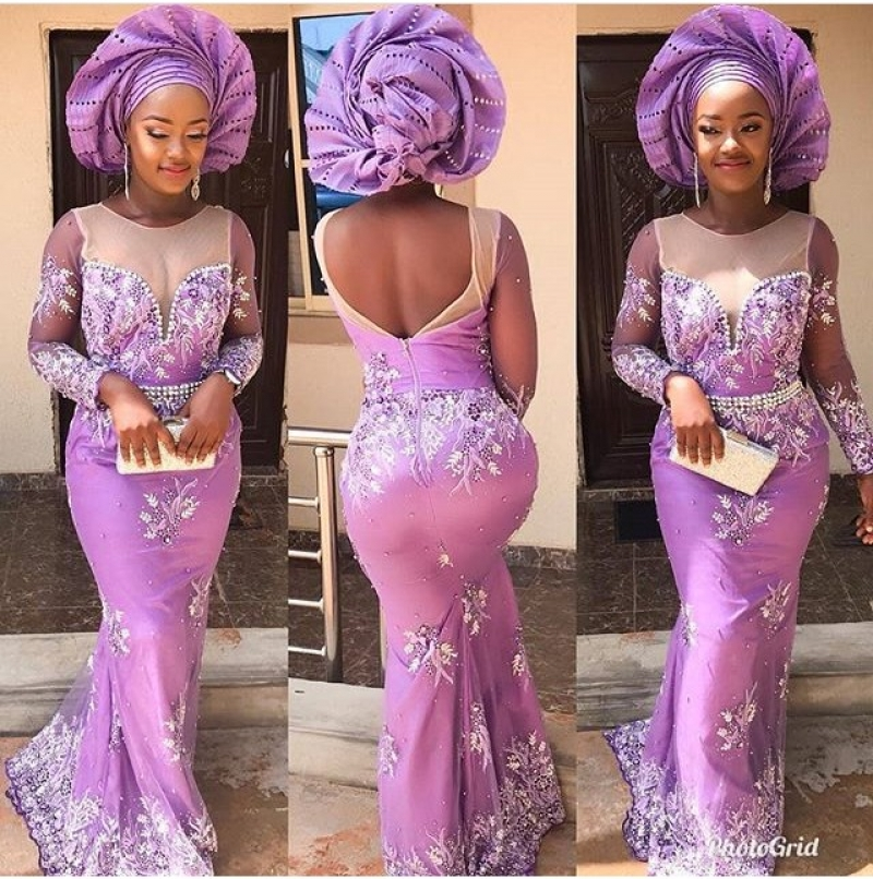 Weddings.ng present - latest and trending aso ebi styles - vol.6-7