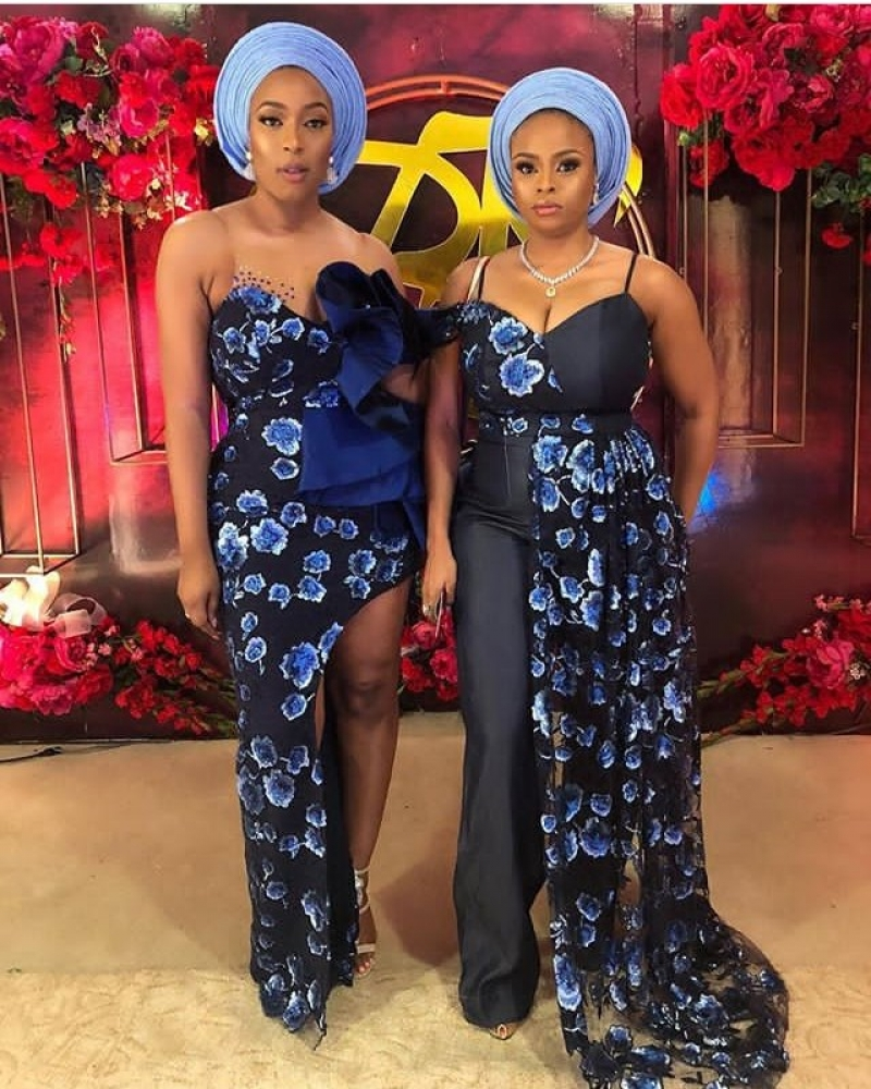 Weddings.ng present - latest and trending aso ebi styles - vol.6-8