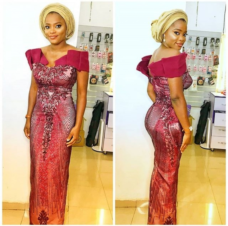 Weddings.ng present - latest and trending aso ebi styles - vol.6-9