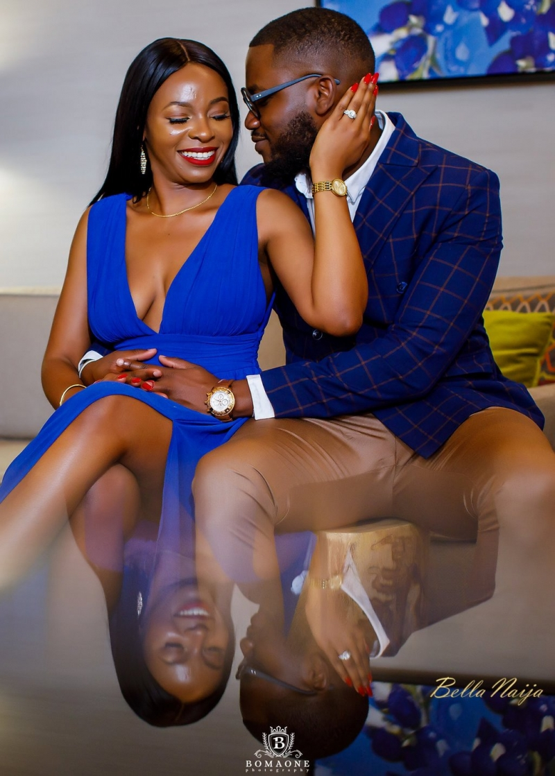 Pre-wedding photoshoot of simi and jide
