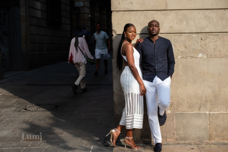 Tomi and lekan pre-wedding photoshoot in barcelona spain-4