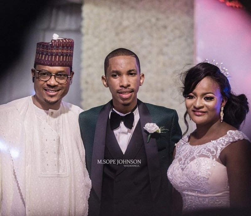 White wedding photos of dj consequences and yemisi williams-2
