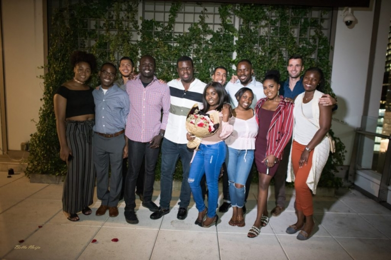 Ladapo proposes to his girlfriend eniola at the rooftop-10