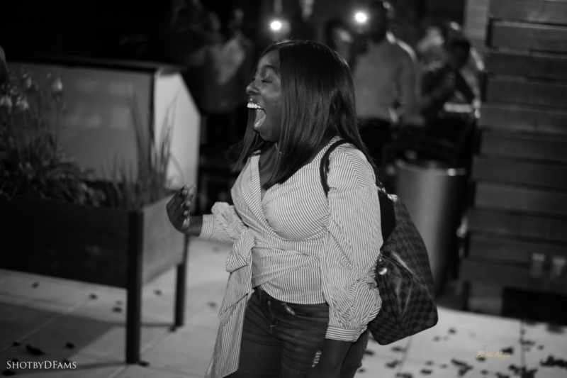 Ladapo proposes to his girlfriend eniola at the rooftop-2