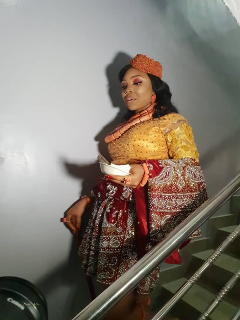 Pictures from the traditional ceremony of boma and olusoji-4