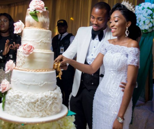 Glamorous White Wedding Of Rejoice Ezenwa And Ihuoma