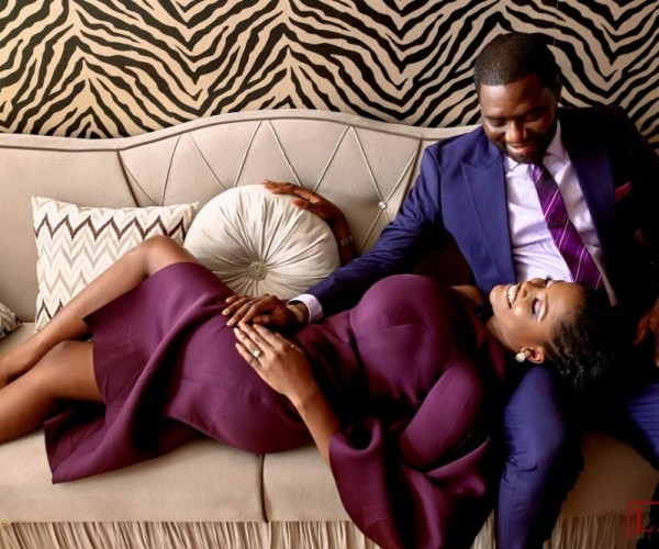 Beautiful Pre-Wedding Pictures Of Demola And Folake