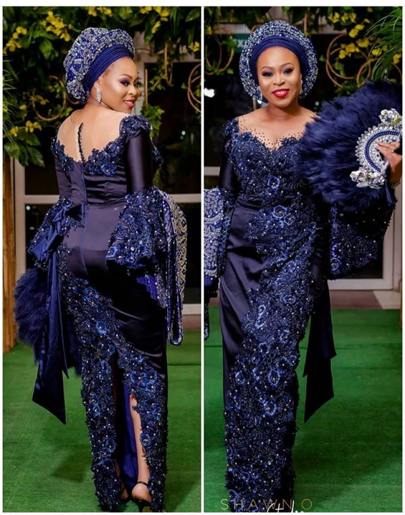 Weddings.ng present - latest and trending aso-ebi styles - vol.8-5