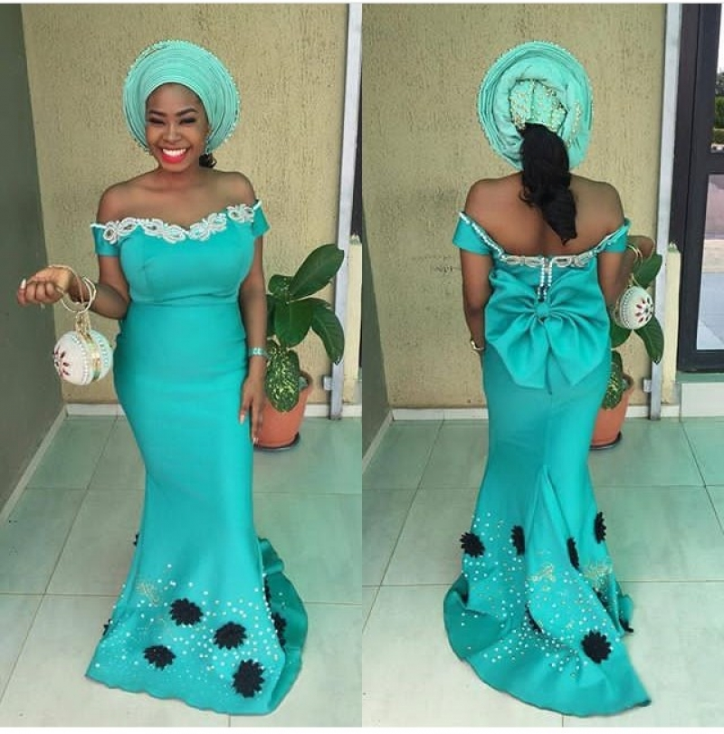 Weddings.ng present - latest and trending aso-ebi styles - vol.8