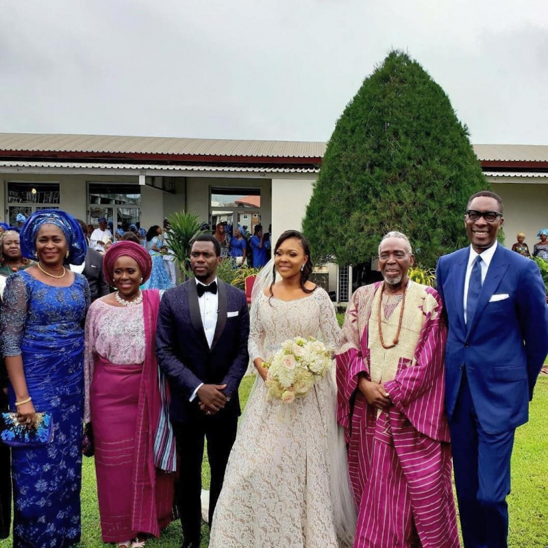 White wedding pictures of boma douglas and olusoji jacobs-4