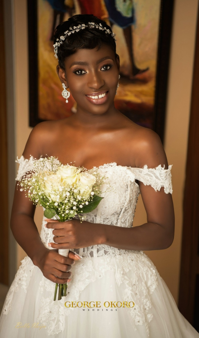 Photos from the white wedding ceremony of peluola and etomi-2