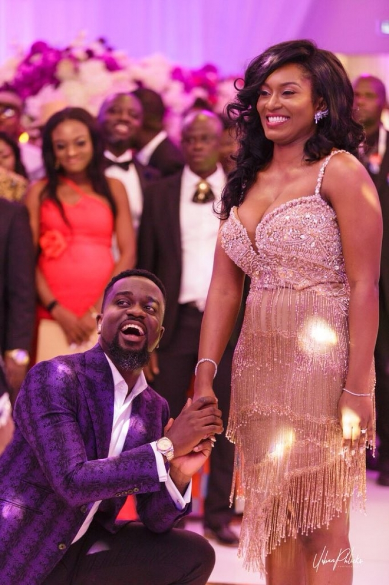 More wedding photos of sarkodie and tracy-3