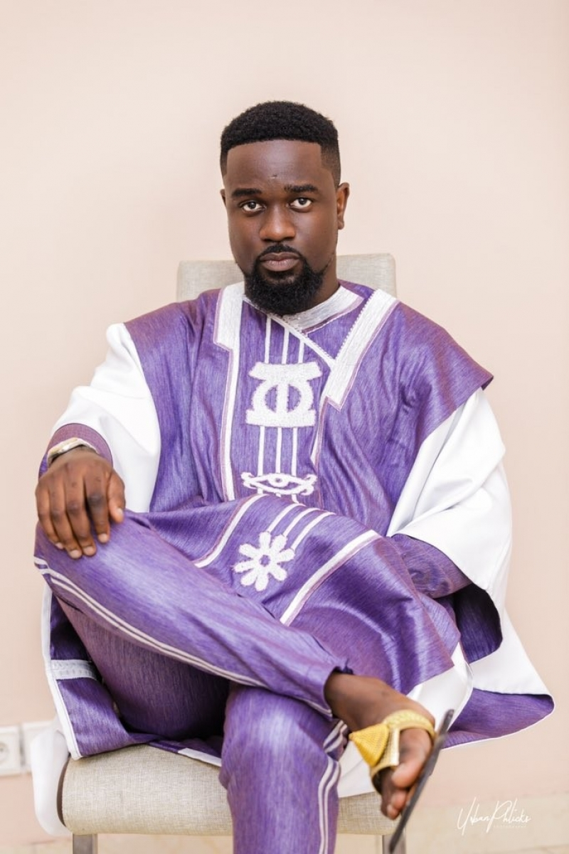 More wedding photos of sarkodie and tracy-6