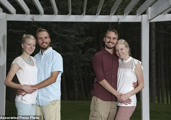 #IdenticalTwinsWedding: Twin Brothers Set To Wed Twin Sisters