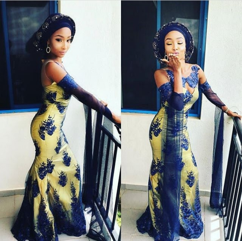 Weddings.ng present - latest and trending aso-ebi styles - vol.9-10