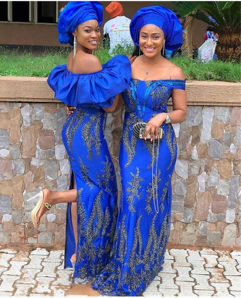 Weddings.ng present - latest and trending aso-ebi styles - vol.9