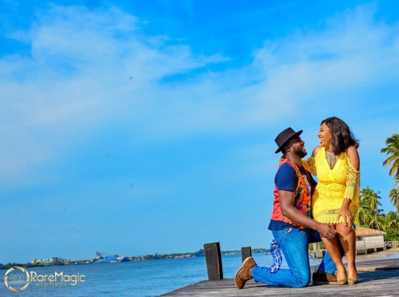 Colorful pre-wedding photoshoot of terry and chidube-10