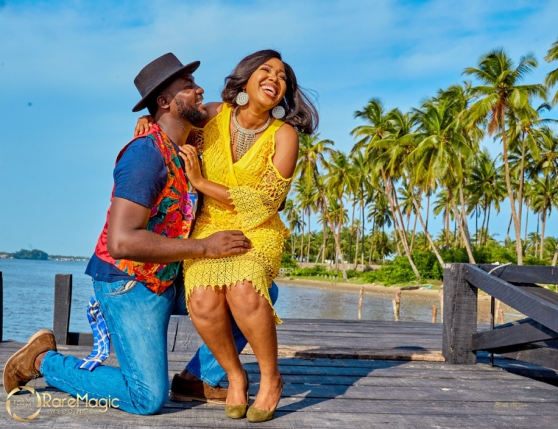 Colorful pre-wedding photoshoot of terry and chidube-8
