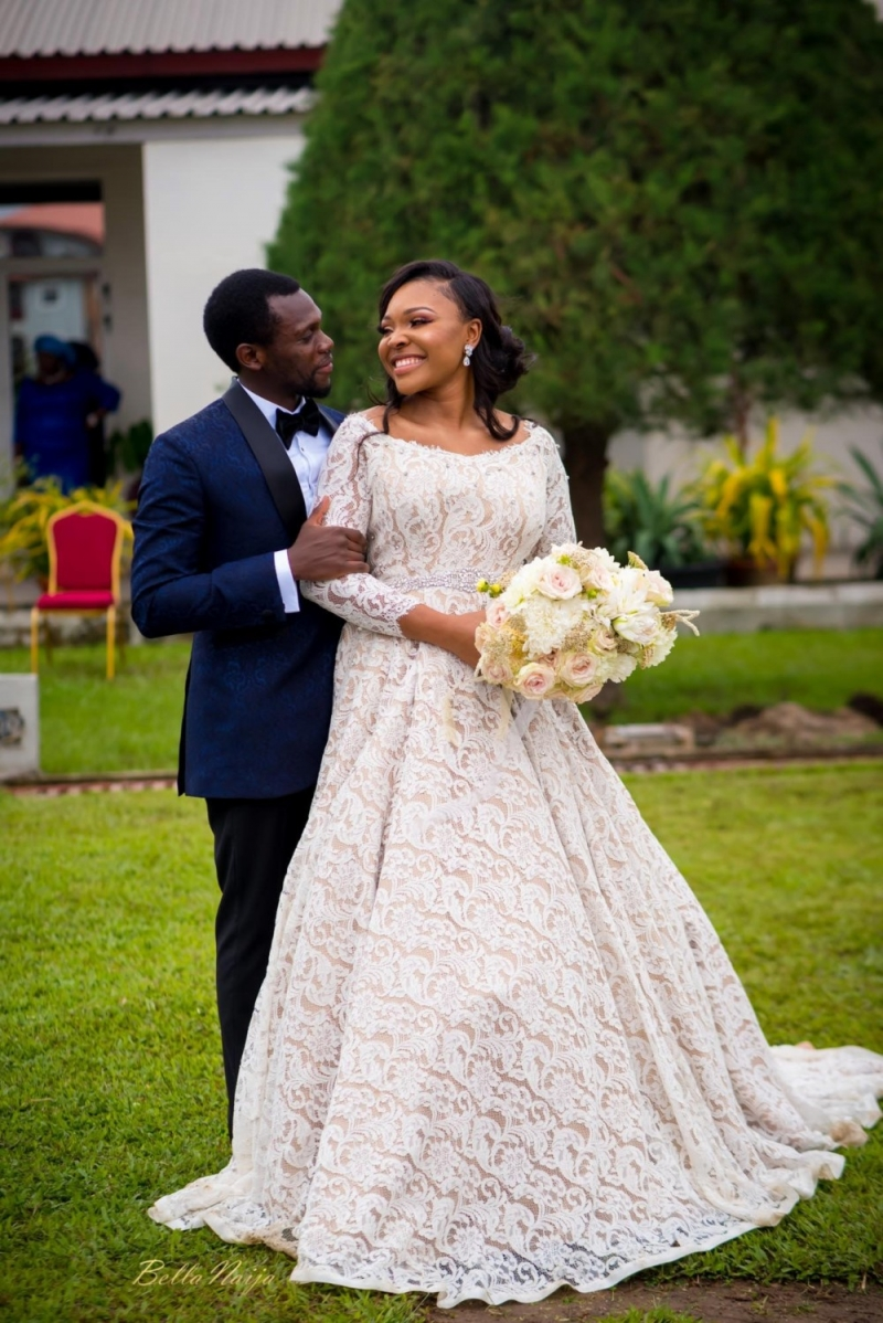 Photos from the charming white wedding of boma and olusoji-3