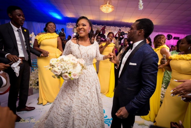 Photos from the charming white wedding of boma and olusoji-4