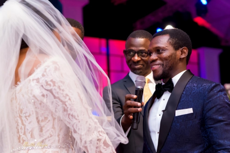Photos from the charming white wedding of boma and olusoji-5