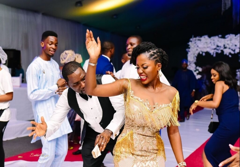 White wedding photos of demola and folake-10
