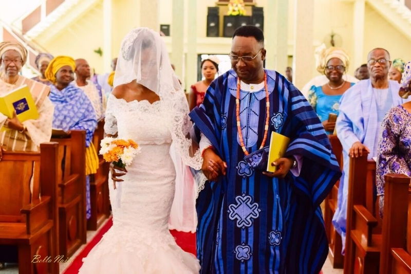 White wedding photos of demola and folake-2