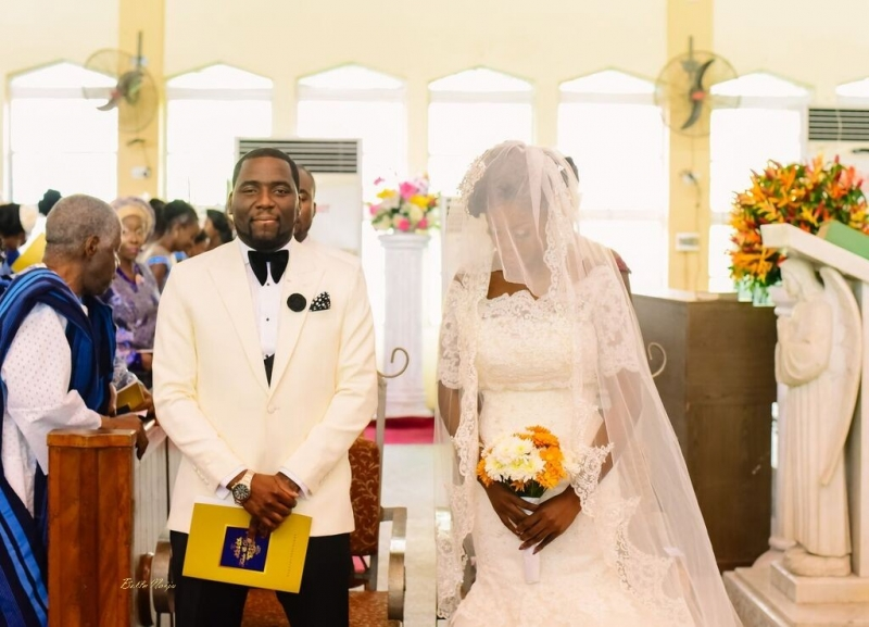 White wedding photos of demola and folake-3