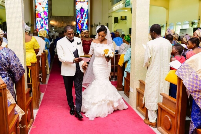 White wedding photos of demola and folake-5