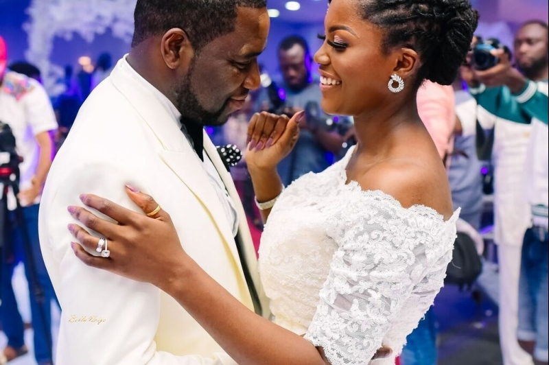 White wedding photos of demola and folake-9