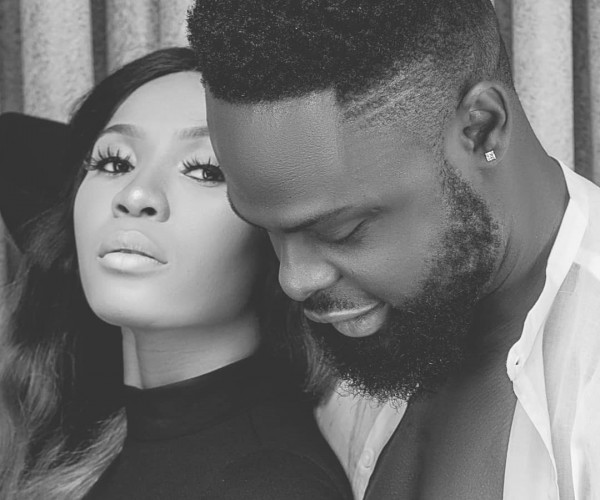 Celebrity Designer - Yomi Casual And Wife Celebrate First Wedding Anniversary