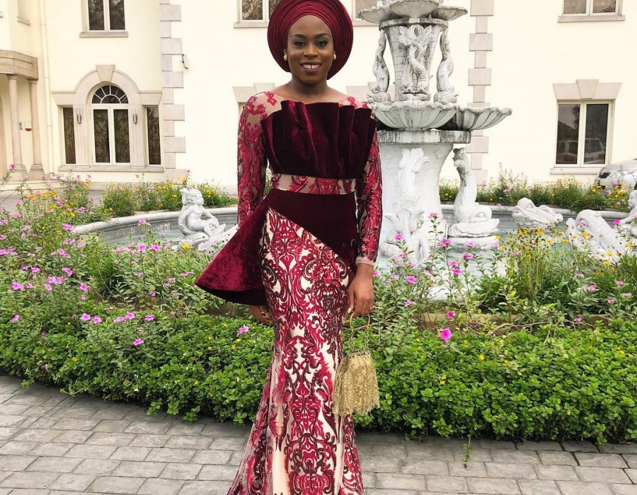 4 Aso Ebi Wedding Guest Looks We Love From Ozinna Anumudu