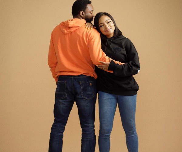 Tinsel Actors - Linda Ejiofor and Ibrahim Suleiman Are Getting Married