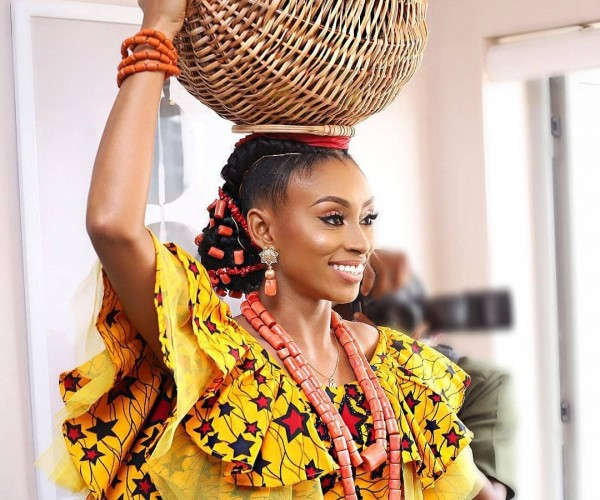Bridal Dress Ideas For Igbo Traditional Wedding - The Igbankwu